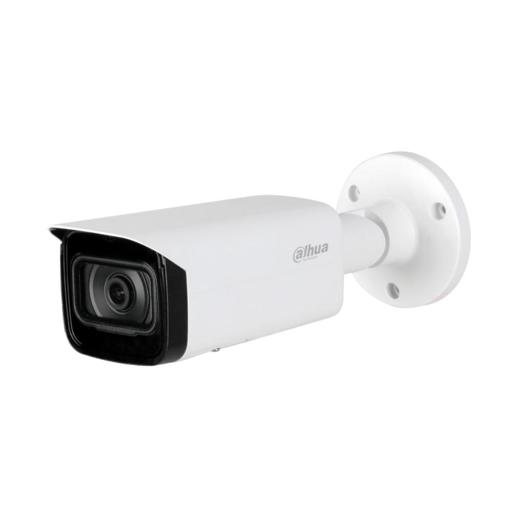 Camera supraveghere exterior IP Dahua IPC-HFW5442T-ASE-0280B, 4 MP, IR 50 m, 2.8 mm, AI, PoE