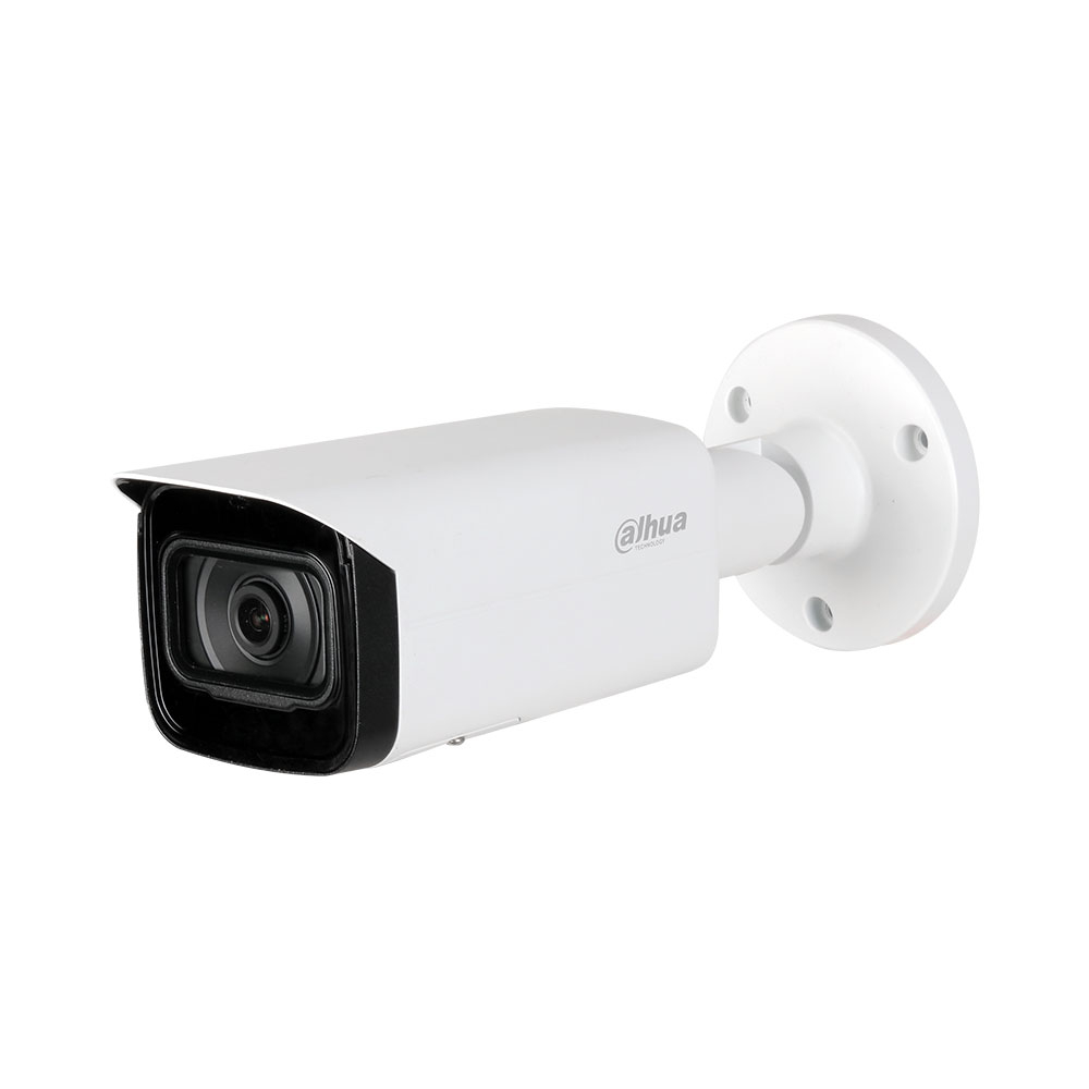 Camera supraveghere exterior IP Dahua IPC-HFW5541T-ASE-0280B, 5 MP, IR 80 m, 2.8 mm imagine