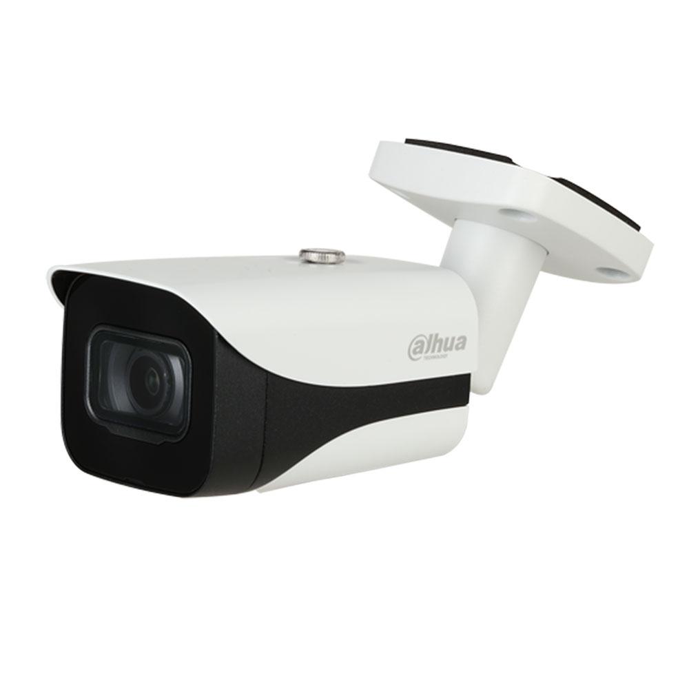 Camera supraveghere exterior IP Dahua WizMind IPC-HFW5241E-SE-0280B, 2 MP, IR 50 m, 2.8 mm, slot card imagine