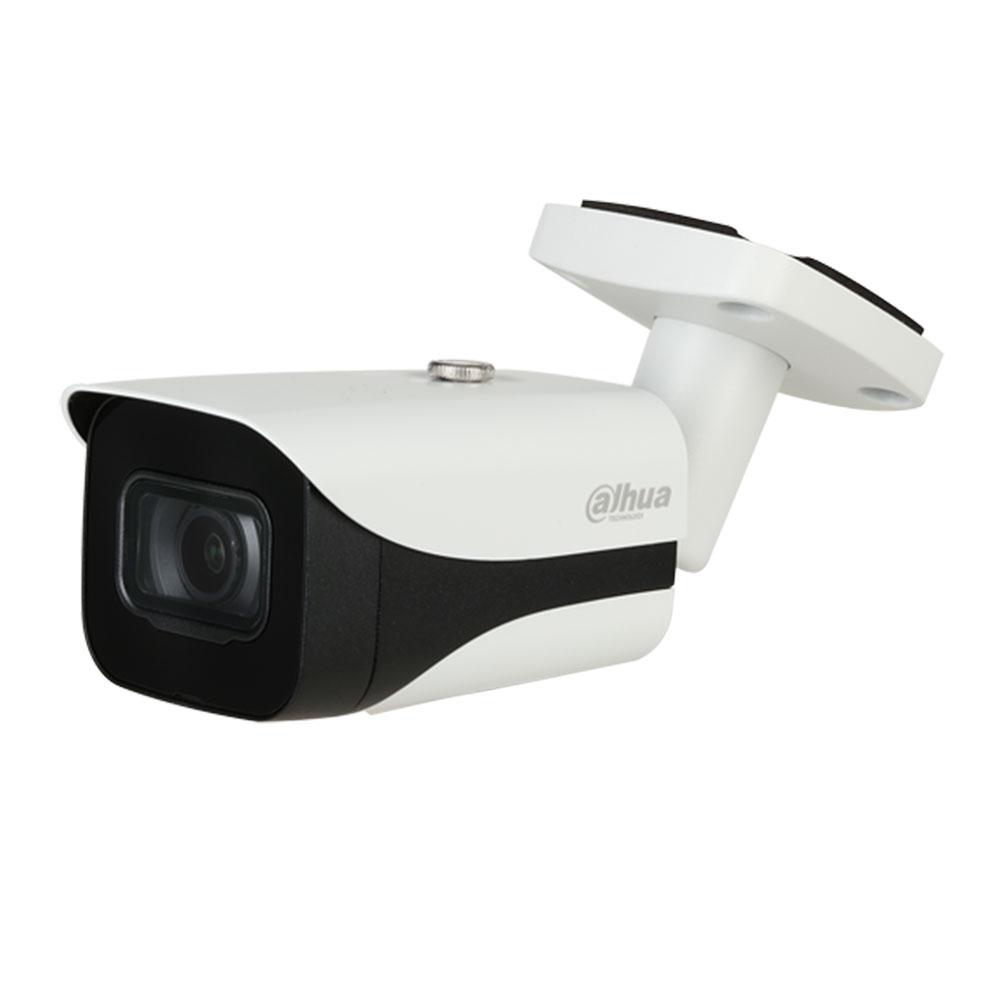 Camera supraveghere exterior IP Dahua WizMind IPC-HFW5442E-SE-0280B, 4 MP, IR 50 m, 2.8 mm, slot card, PoE