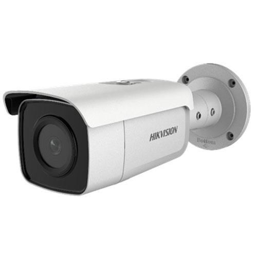 Camera supraveghere exterior IP Hikvision AcuSense DarkFighter DS-2CD2T26G1-2I, 2 MP, IR 50 m, 2.8 mm imagine