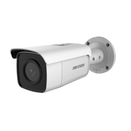 Camera supraveghere exterior IP Hikvision AcuSense DarkFighter DS-2CD2T86G2-2I, 8 MP, IR 60 m, 2.8 mm, PoE