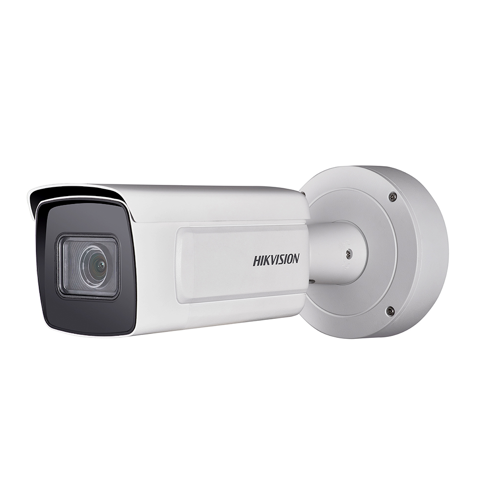 Camera supraveghere exterior IP Hikvision DarkFighter DeepinView IDS-2CD7A46G0-IZHSP, 4 MP, IR 100 m, 8-32 mm, motorizat, recunoastere faciala, LPR, PoE