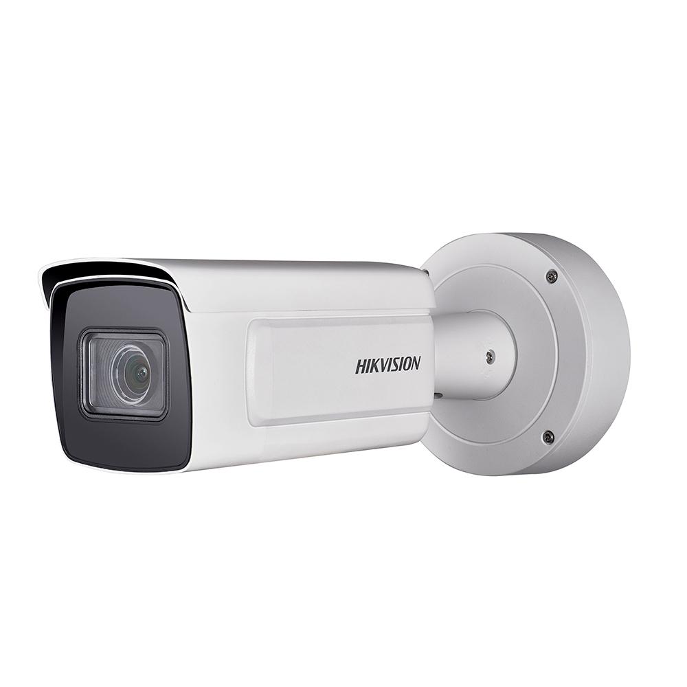 Camera supraveghere exterior IP Hikvision DarkFighter DeepinView IDS-2CD7A46G0-IZHSP, 4 MP, IR 50 m, 2.8-12 mm, motorizat, recunoastere faciala, LPR, PoE