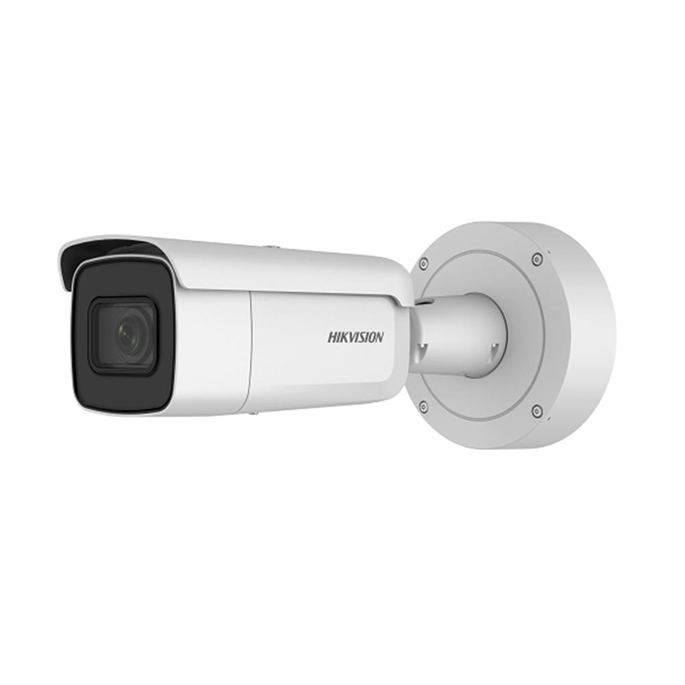 Camera supraveghere exterior IP HikVision DarkFighter DS-2CD2665FWD-IZS, 6 MP, IR 50 m, 2.8 – 12 mm, PoE