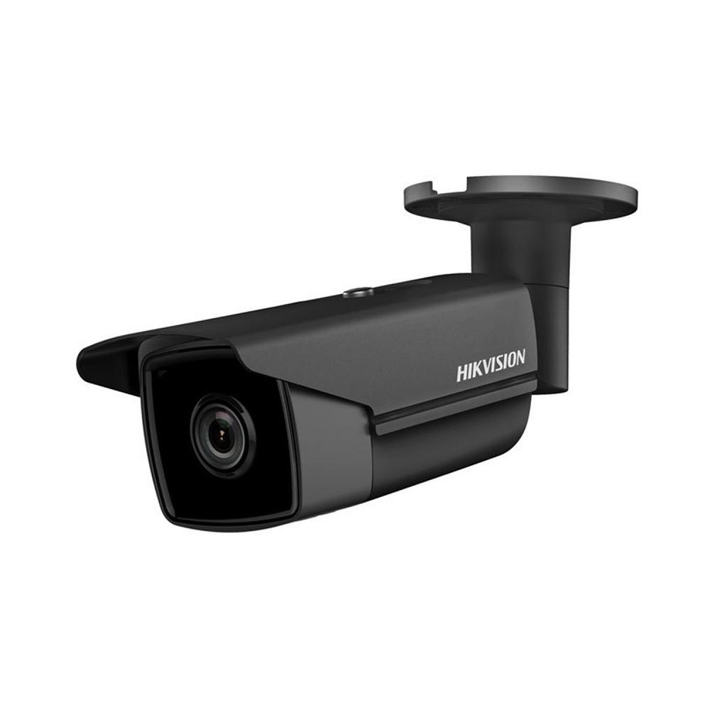 Camera supraveghere exterior IP Hikvision DarkFighter DS-2CD2T45FWD-I8, 4 MP, IR 80 m, 4 mm imagine spy-shop.ro 2021