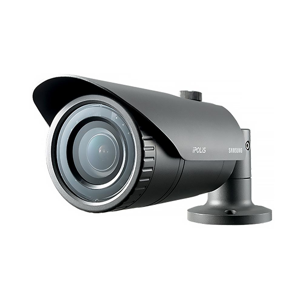 Camera supraveghere exterior IP Samsung SNO-L6083R, 2 MP, IR 20 m, 2.8 - 12 mm imagine spy-shop.ro 2021
