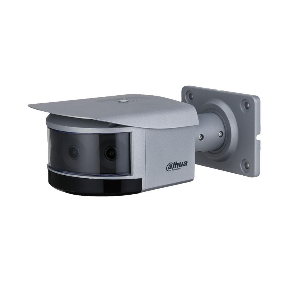 Camera supraveghere exterior multisenzor IP Dahua WizMind IPC-PFW83242-A180-E4, 4x8 MP, 2.8 mm, IR 30 m, slot card