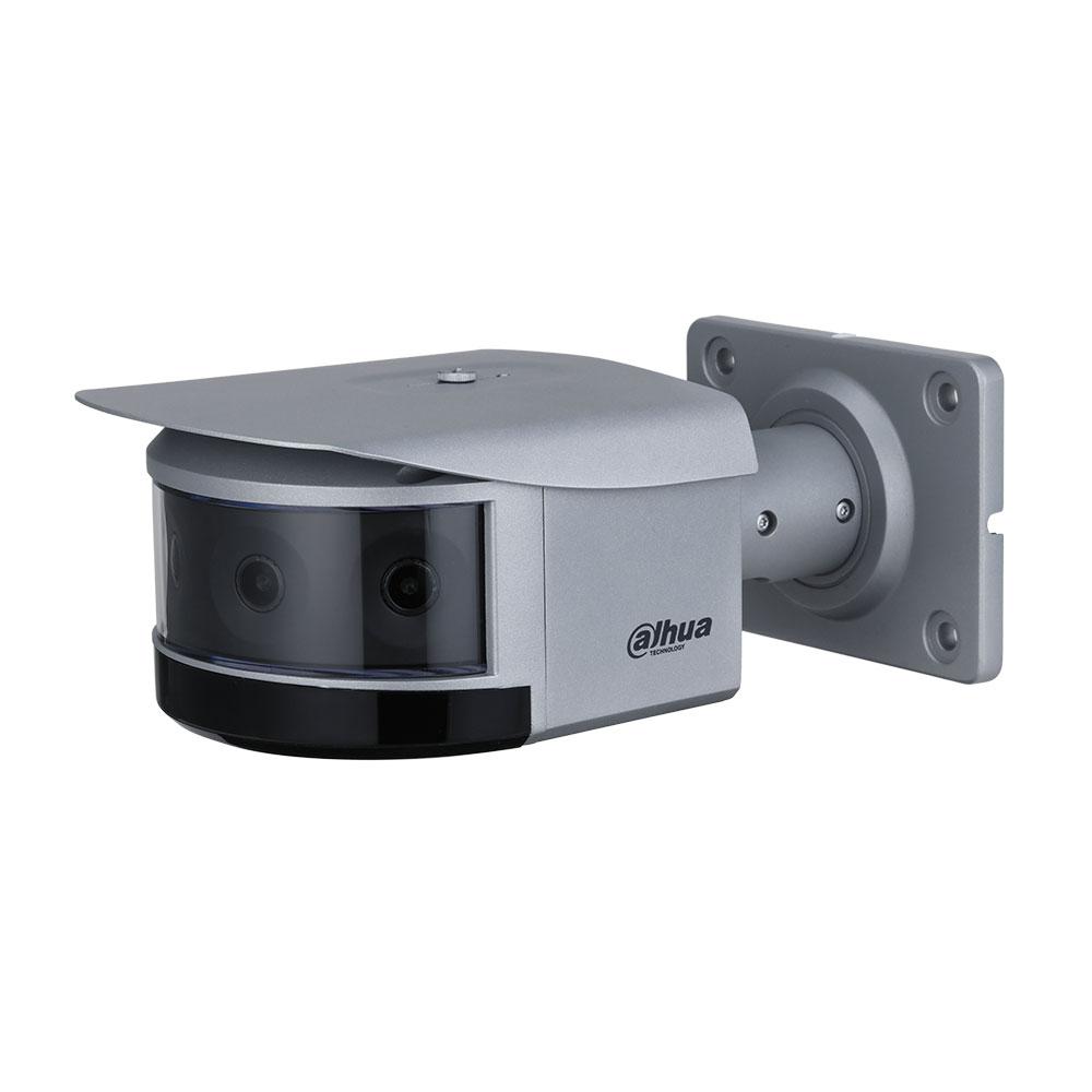 Camera supraveghere exterior multisenzor IP Dahua WizMind IPC-PFW8840-A180, 4x2 MP, 2.8 mm, IR 30 m, slot card imagine