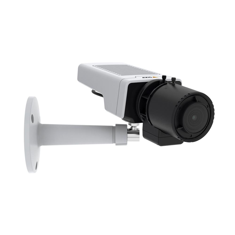 Camera supraveghere interior IP Axis Lightfinder 01769-001, 5 MP, 2.8–13 mm, motorizat, slot card imagine spy-shop.ro 2021