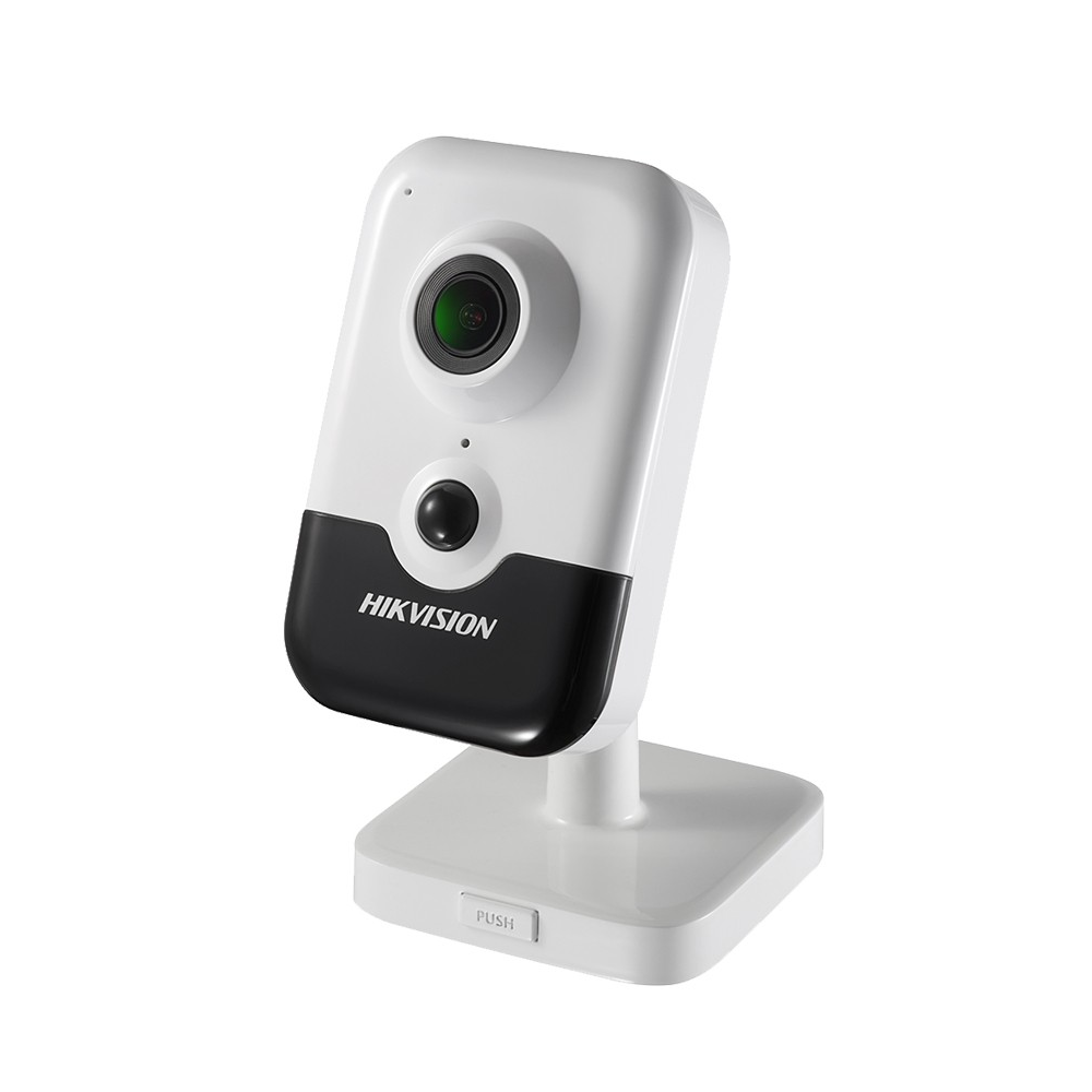 Camera supraveghere interior IP Hikvision DS-2CD2455FWD-I, 5 MP, IR 10 m, 2.8 mm
