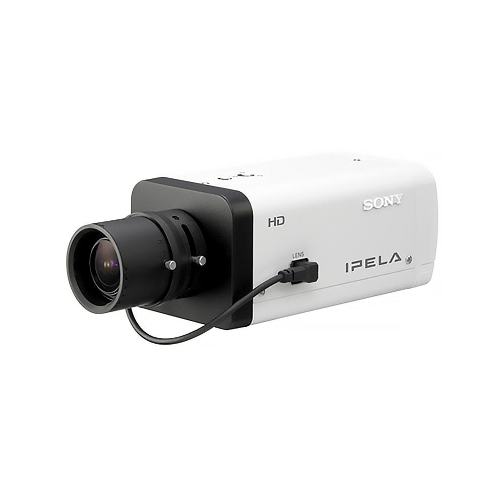 Camera supraveghere interior IP Sony SNC-EB600, 1.3 MP, 3 - 8 mm imagine spy-shop.ro 2021