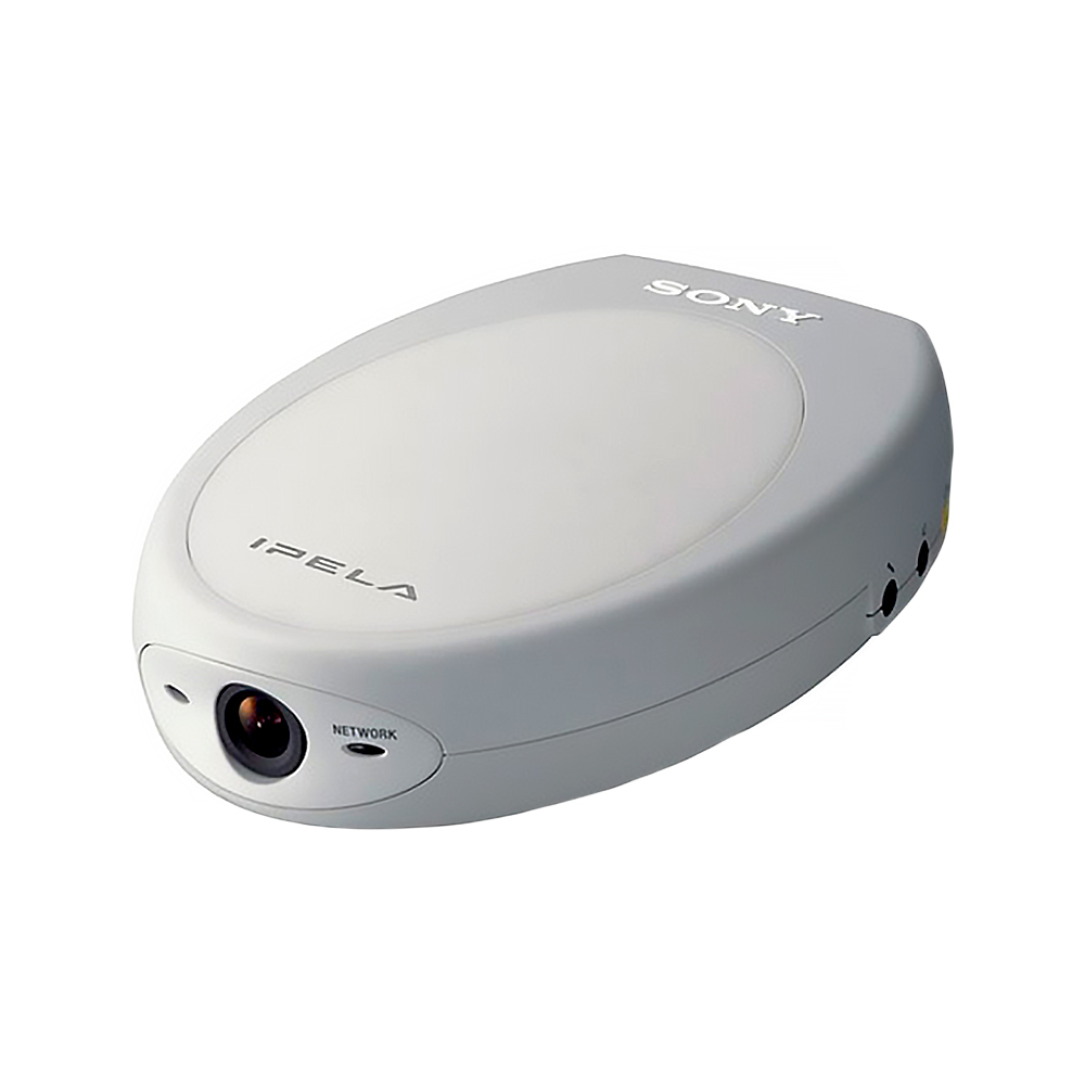 Camera supraveghere interior IP Sony SNC-P1, VGA, 3.8 mm, microfon imagine spy-shop.ro 2021