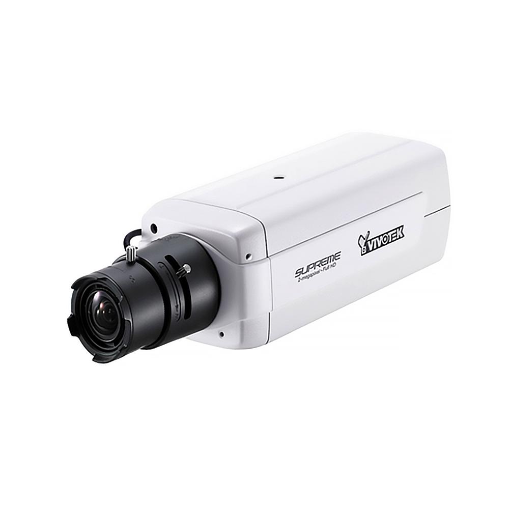 Camera supraveghere interior IP Vivotek IP8162P, 2 MP, 3.1 - 8 mm imagine spy-shop.ro 2021