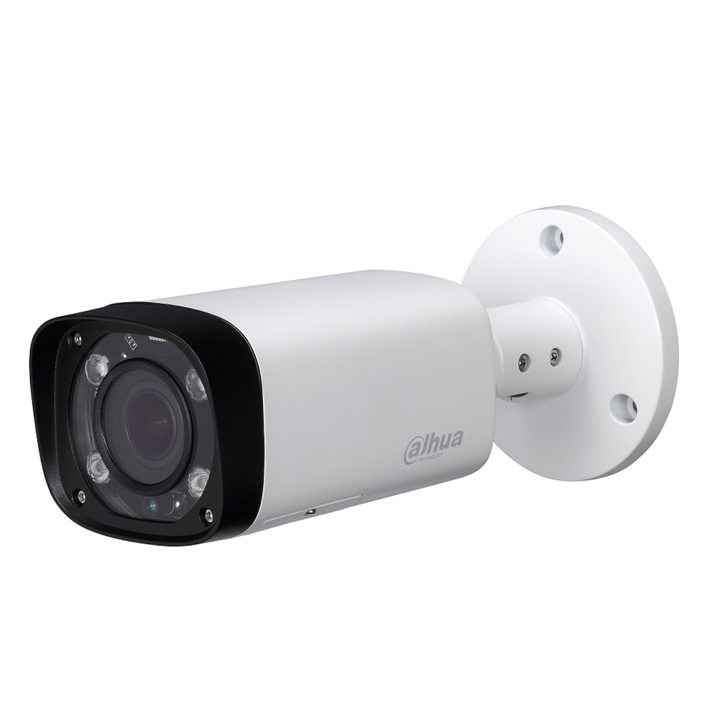 Camera supraveghere exterior IP Dahua IPC-HFW2421R-ZS-IRE6, 4 MP, IR 60 m, 2.7 - 12 mm