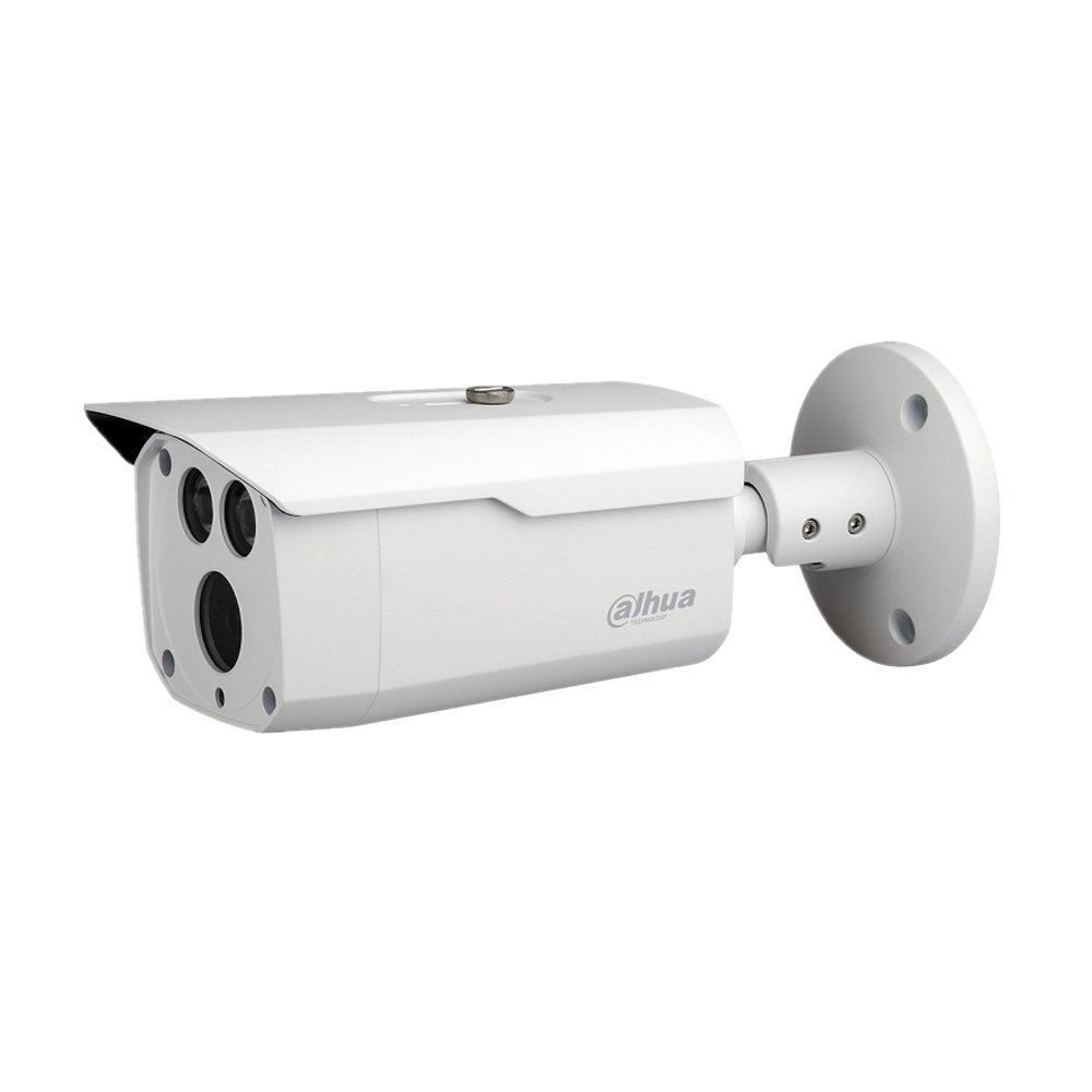Camera supraveghere exterior IP Dahua IPC-HFW4431D-AS, 4 MP, IR 80 m, 3.6 mm