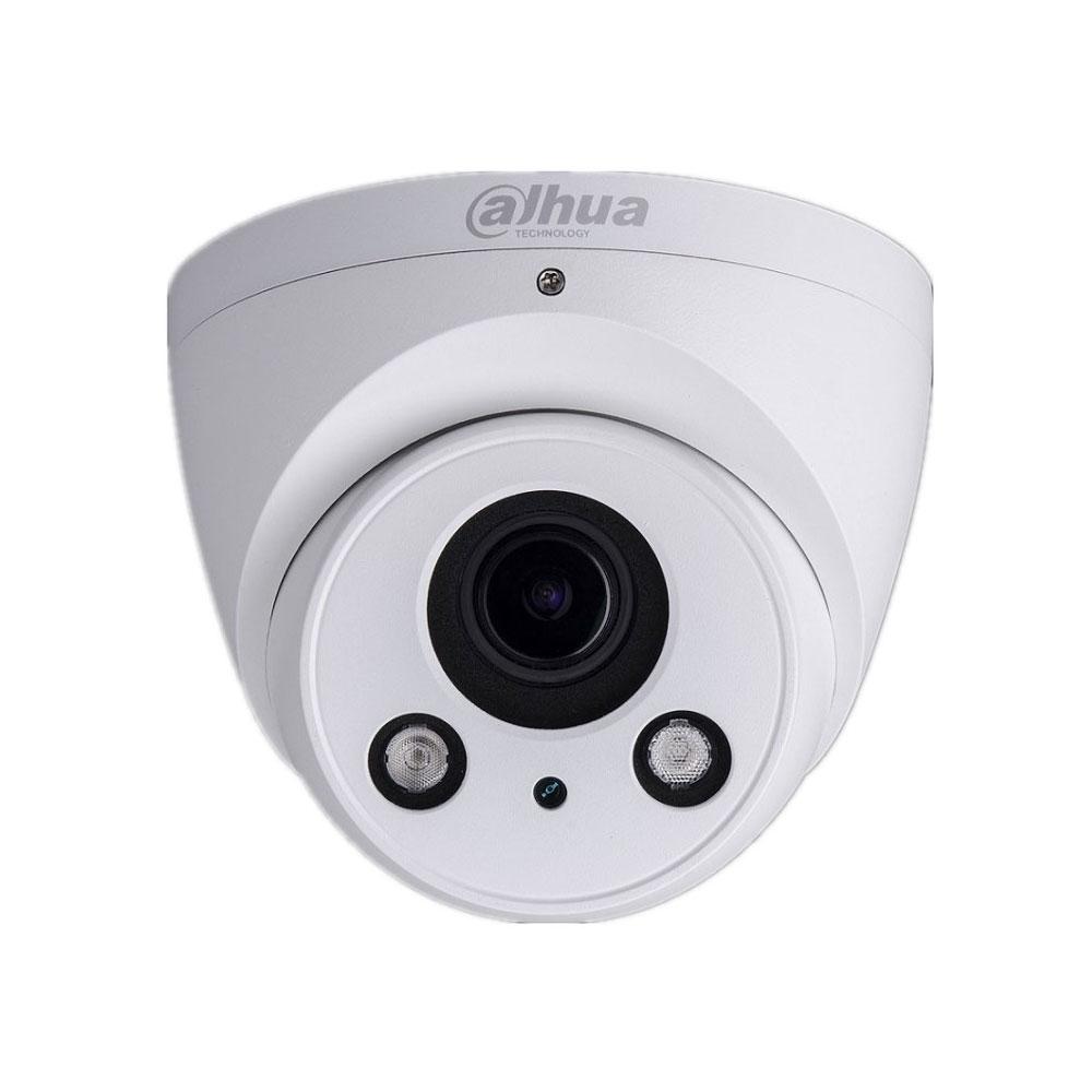 Camera supraveghere Dome IP Dahua IPC-T2A20-Z, 1.3 MP, IR 60 m, 2.7 - 12 mm