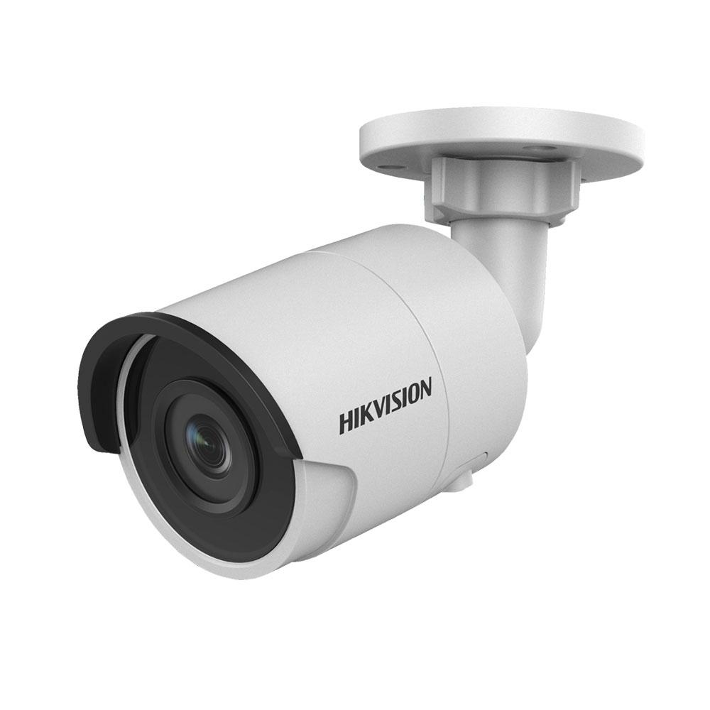 Camera supraveghere exterior IP Hikvision DS-2CD2043G0-I, 4 MP, IR 30 m, 2.8 mm