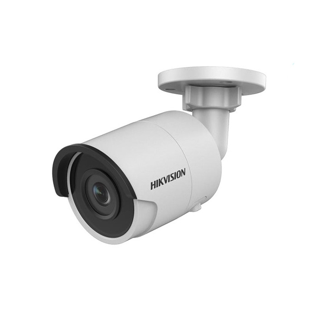 Camera supraveghere exterior IP Hikvision DS-2CD2055FWD-I, 5 MP, IR 30, 2.8 mm