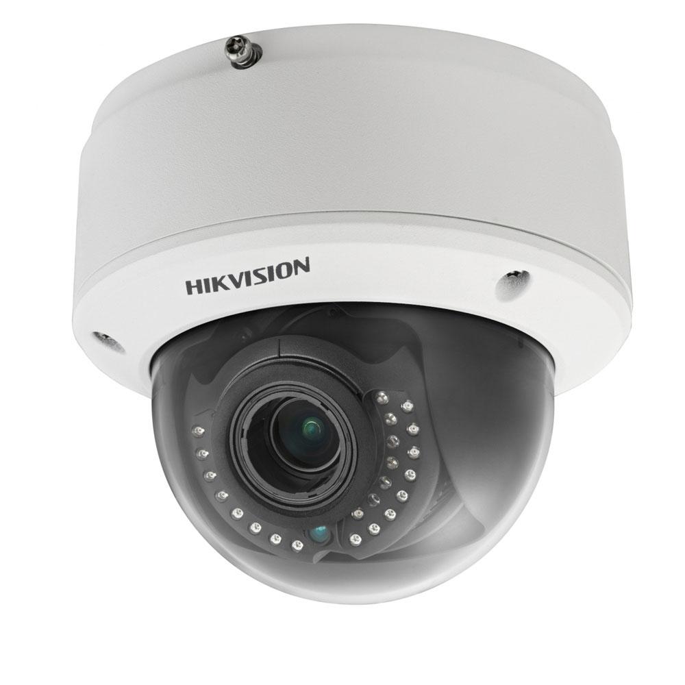 Camera supraveghere Dome IP Hikvision DS-2CD41C5F-IZ, 12 MP, IR 30 m, 2.8 - 12 mm