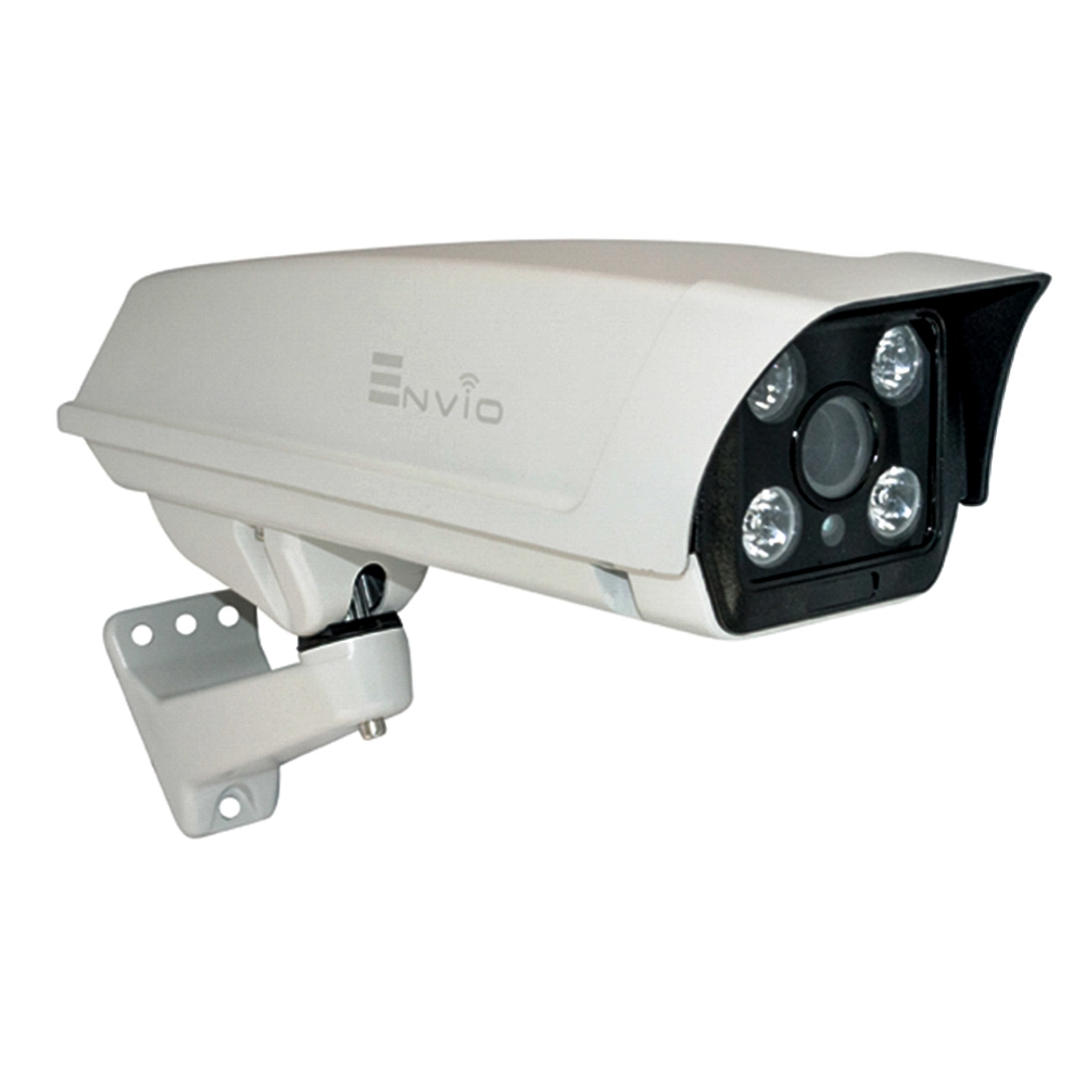 Camera Supraveghere Exterior Ip Envio Iess-cm90ap130, 1 Mp, Ir 80 M, 2.8 - 12 Mm