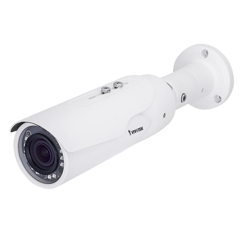 Camera supraveghere exterior IP Vivotek IB8367A, 2 MP, IR 30 m, 2.8 - 12 mm