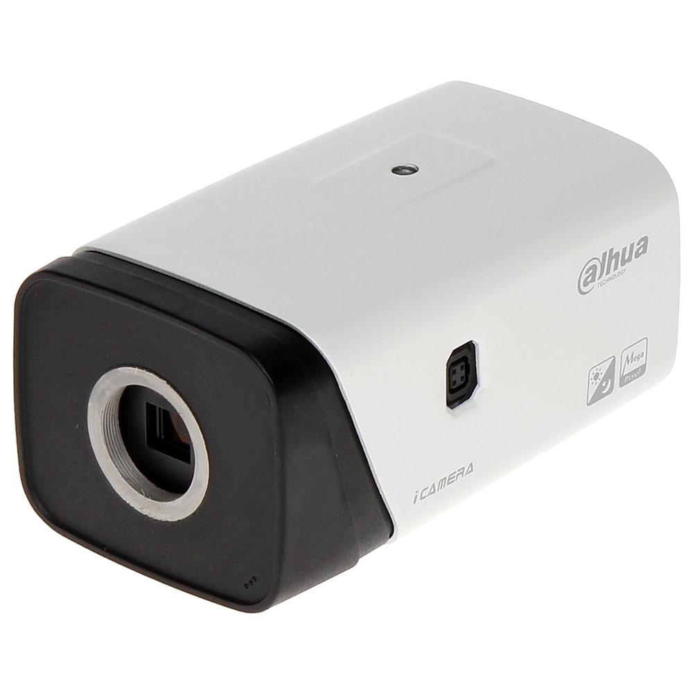 Camera supraveghere IP de interior Dahua IPC-HF5541E-E, 5 MP, microfon, detectia miscarii imagine spy-shop.ro 2021