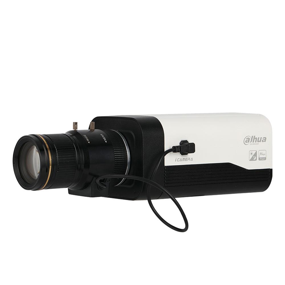 Camera supraveghere IP de interior Dahua IPC-HF7442F, 4MP, ANPR, detectia miscarii, detectie faciala imagine spy-shop.ro 2021