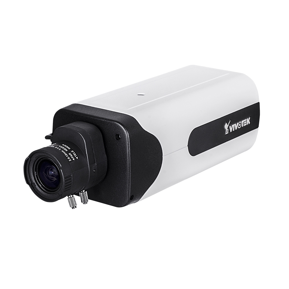 Camera supraveghere interior IP Vivotek IP8166 2 MP 2.8 - 12 mm