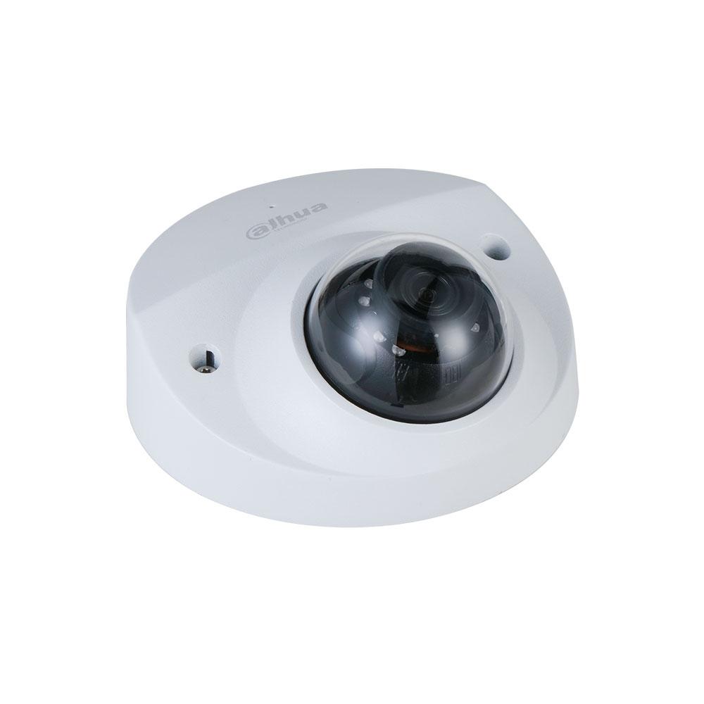 Camera supraveghere IP Dome Dahua IPC-HDBW3541F-AS-M-0280B, 5 MP, IR 50 m, 2.8 mm, microfon imagine