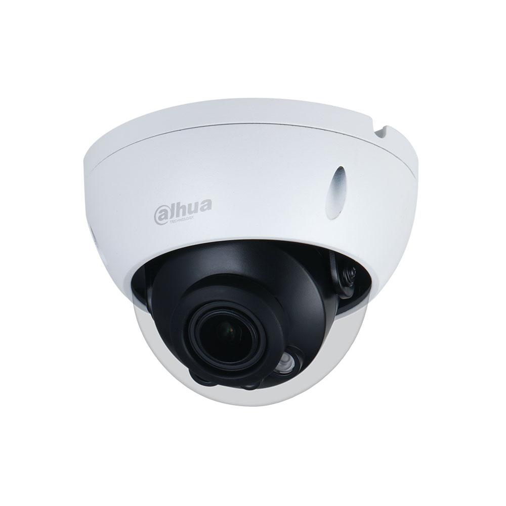 Camera supraveghere IP Dome Dahua IPC-HDBW3541R-ZAS-27135, 5 MP, IR 40 m, 2.7-13.5 mm, motorizat