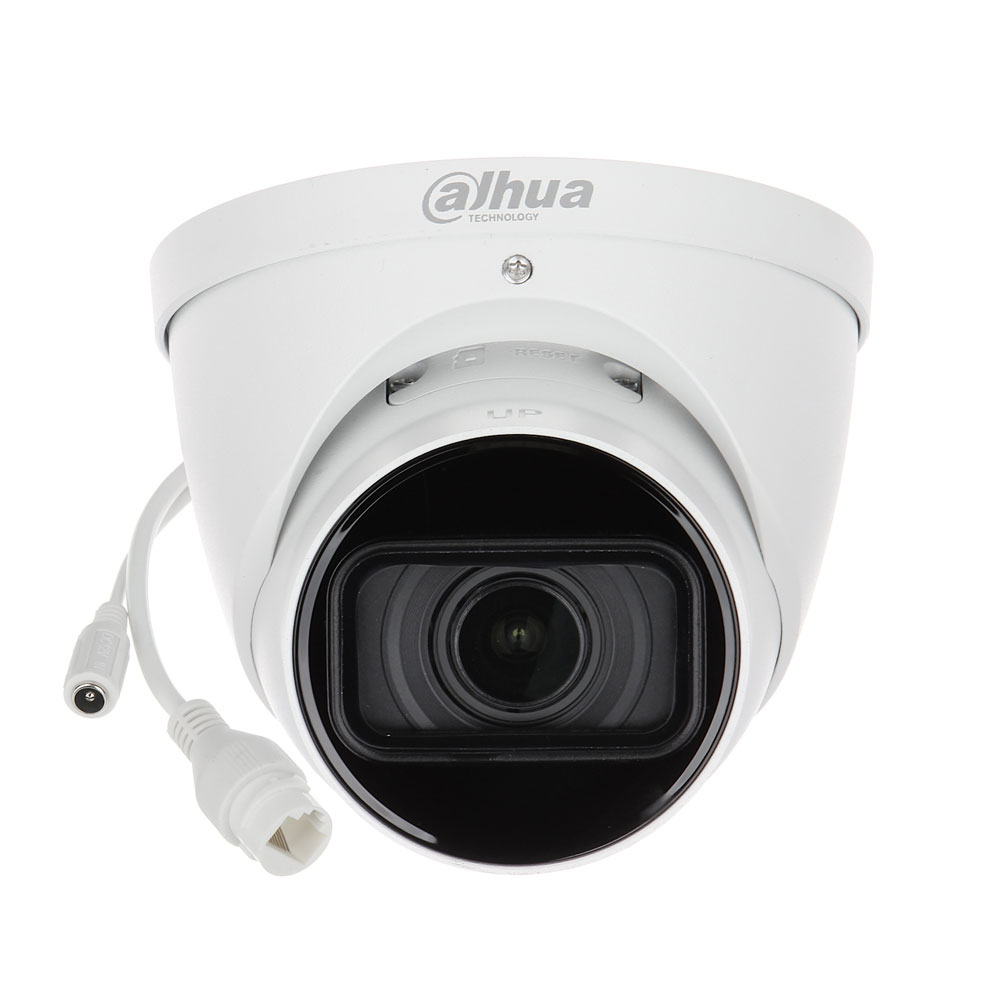 Camera supraveghere IP Dome Dahua IPC-HDW1230T-ZS-2812-S4, 2MP, IR 40 m, 2.8 -12 mm, motorizat
