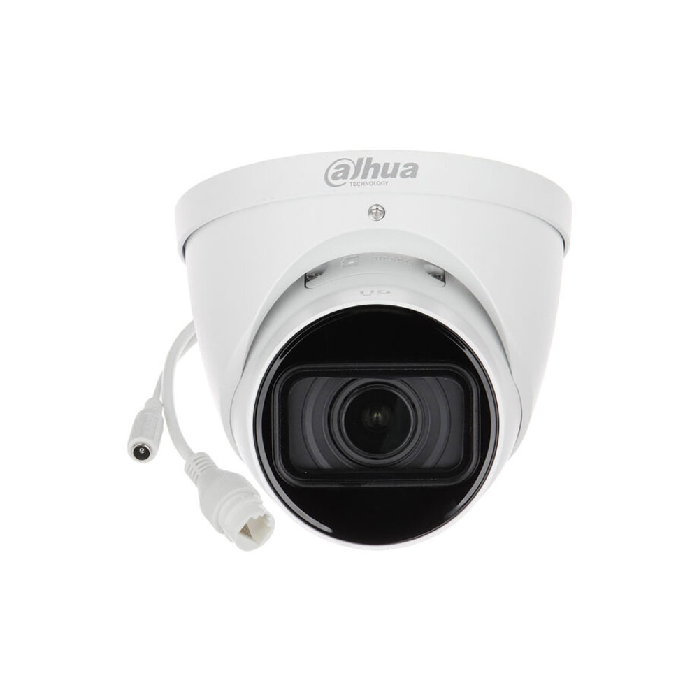 Camera supraveghere IP Dome Dahua IPC-HDW1230T1-0280B-S4, 2 MP, IR 30 m, 2.8 mm