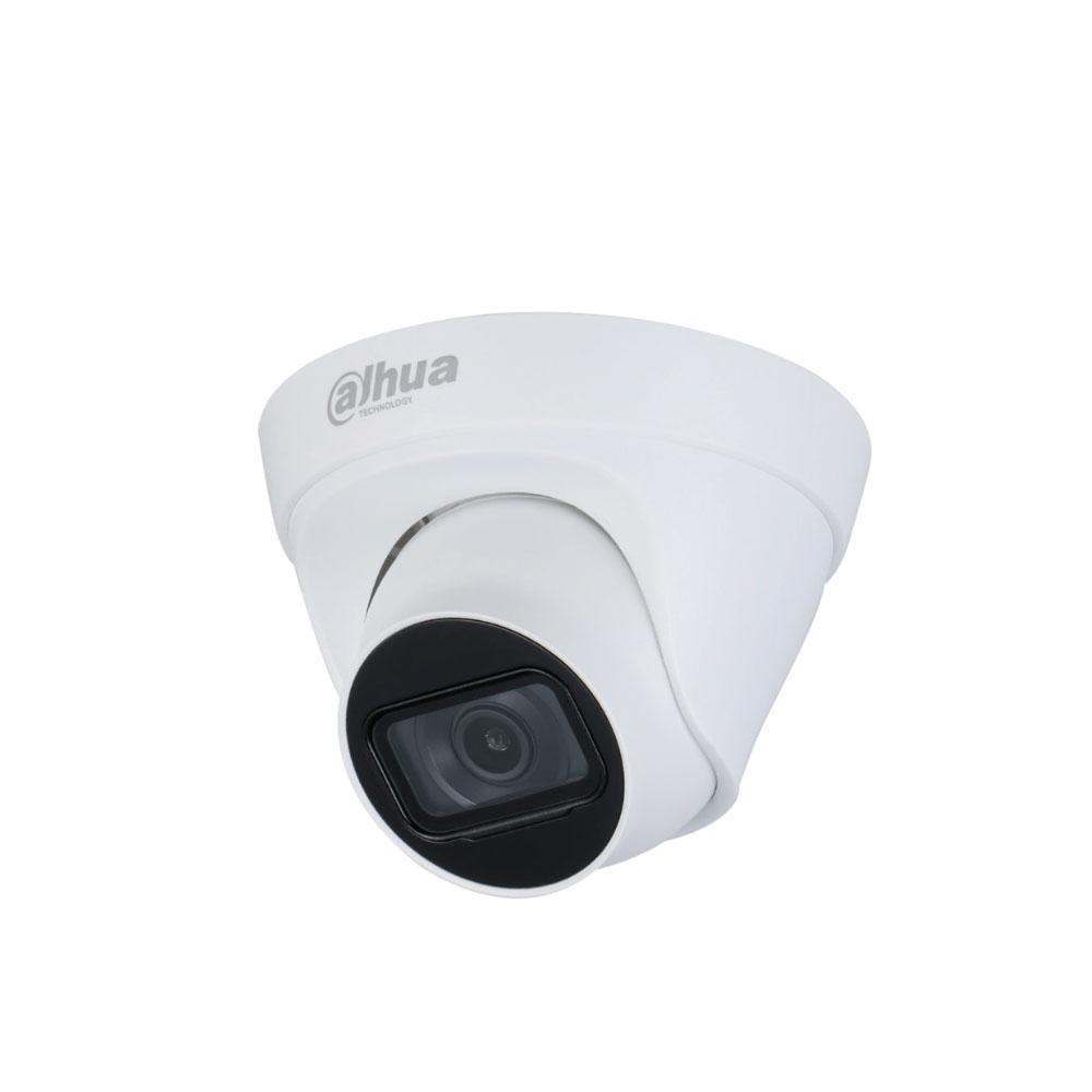 Camera supraveghere IP Dome Dahua IPC-HDW1230T1-0280B-S4, 2 MP, IR 30 m, 2.8 mm imagine spy-shop.ro 2021