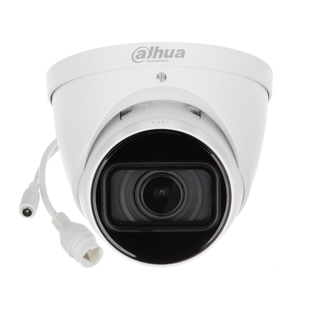 Camera supraveghere IP Dome Dahua IPC-HDW1431T-ZS-2812-S4, 4 MP, IR 50 m, 2.8-12 mm, motorizat imagine