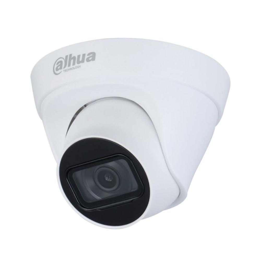 Camera supraveghere IP Dome Dahua IPC-HDW1431T1-0280B-S4, 4 MP, IR 30 m, 2.8 mm
