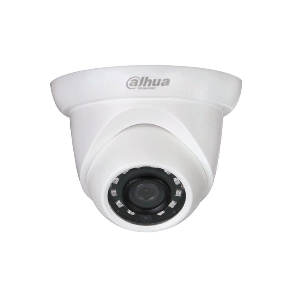 Camera supraveghere Dome IP Dahua IPC-HDW1531S, 5 MP. IR 30 m, 2.8 mm