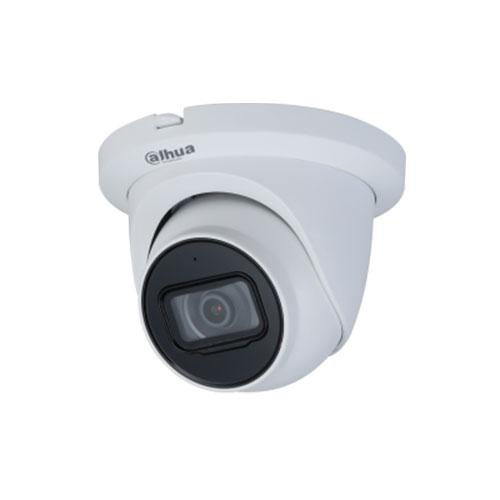 Camera supraveghere IP Dome Dahua IPC-HDW2431T-AS-0280B-S2, 4 MP, IR 30 m, 2.8 mm, microfon