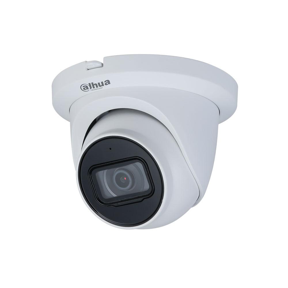 Camera supraveghere IP Dome Dahua IPC-HDW3241TM-AS-0280B, 2 MP, IR 50 m, 2.8 mm, microfon imagine