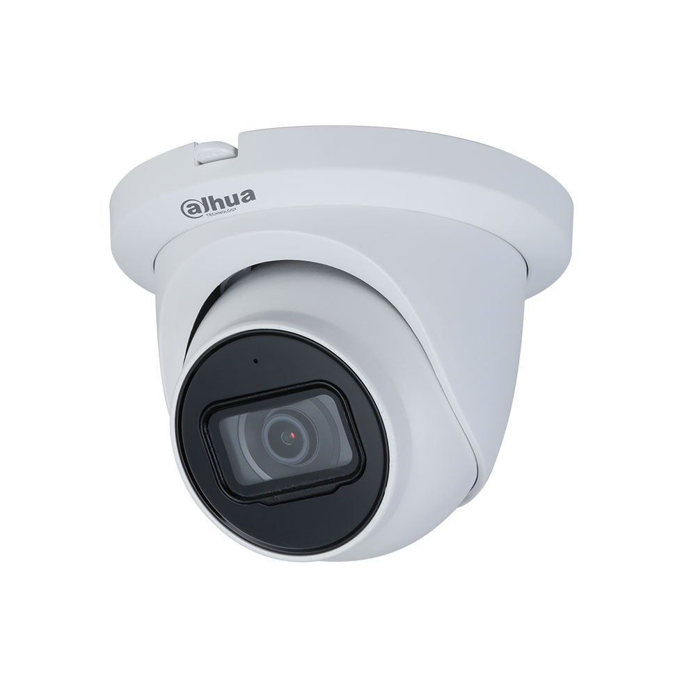 Camera supraveghere IP Dome Dahua IPC-HDW3441TM-AS-0280B, 4 MP, IR 50 m, 2.8 mm, microfon imagine