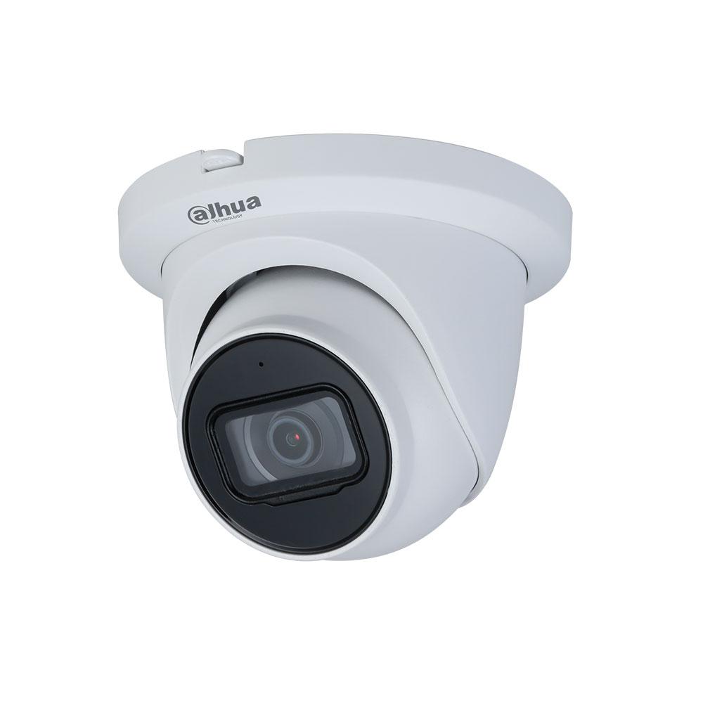 Camera supraveghere IP Dome Dahua IPC-HDW3541TM-AS-0280B, 5 MP, IR 50 m, 2.8 mm, microfon imagine