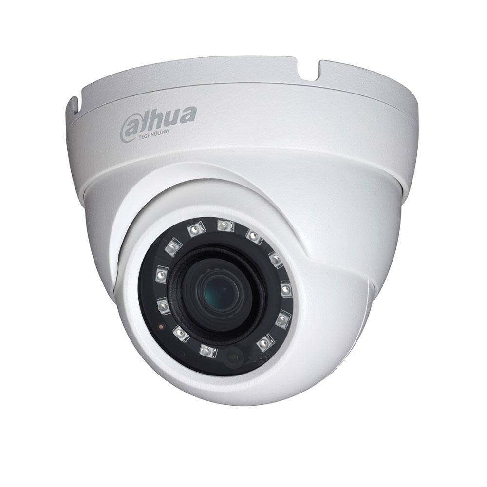 Camera supraveghere Dome IP Dahua IPC-HDW4431M, 4 MP, IR 30 m, 2.8 mm