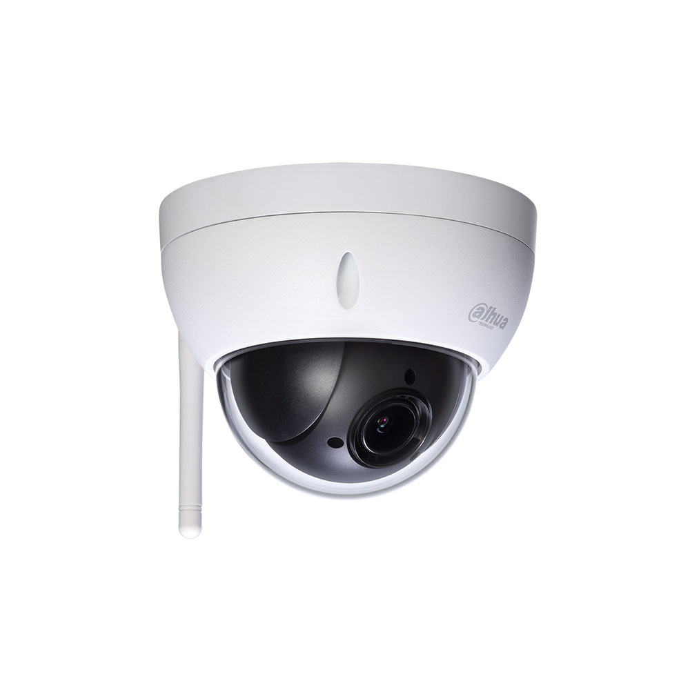 Camera supraveghere IP wireless Dome Dahua SD22404T-GN-W, 4 MP, 2.7-11 mm imagine spy-shop.ro 2021
