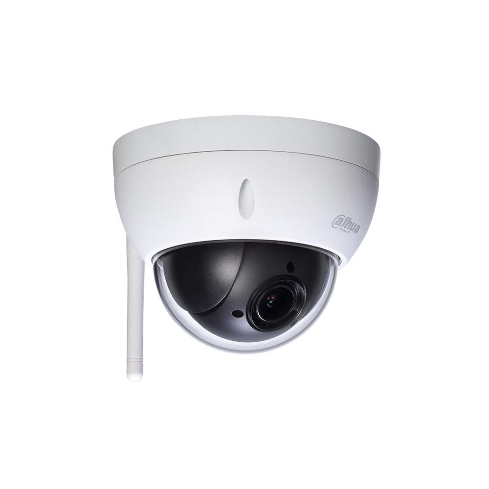 Camera supraveghere IP wireless Dome Dahua SD22404T-GN-W, 4 MP, 2.7-11 mm imagine