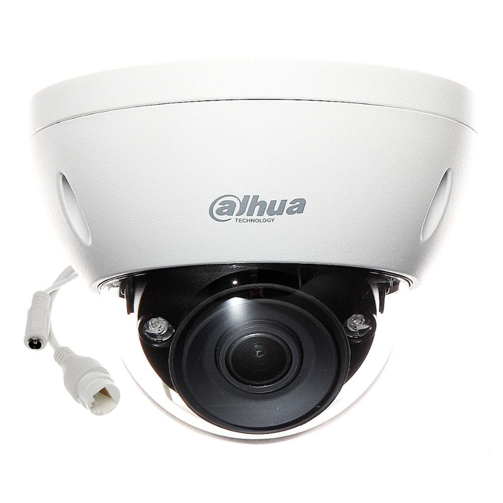 Camera supraveghere IP Dome Dahua WizMind IPC-HDBW5241E-ZE-27135-DC12AC24V, 2 MP, IR 40 m, 2.7-13.5 mm, slot card, motorizat imagine