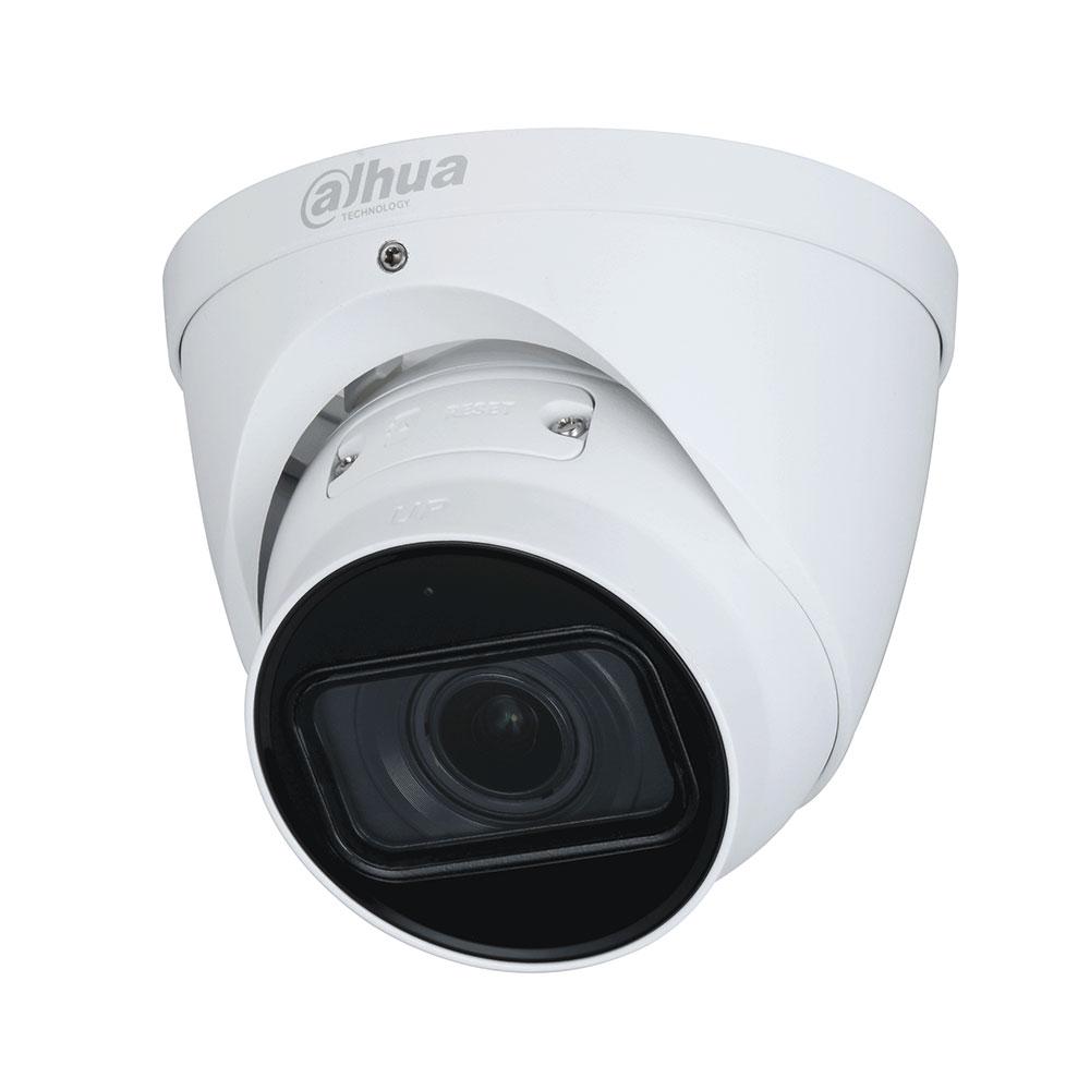 Camera supraveghere IP Dome Dahua WizMind IPC-HDW5241T-ZE-27135, 2 MP, 2.7-13.5 mm, IR 40 m, microfon, slot card, motorizat
