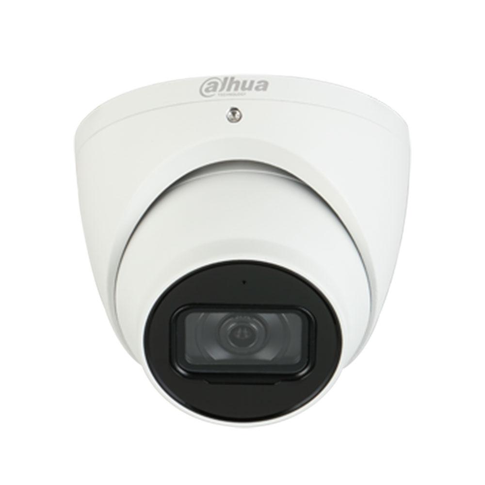 Camera supraveghere IP Dome Dahua WizMind IPC-HDW5241TM-ASE-0280B, 2 MP, IR 50 m, 2.8 mm, microfon, slot card imagine