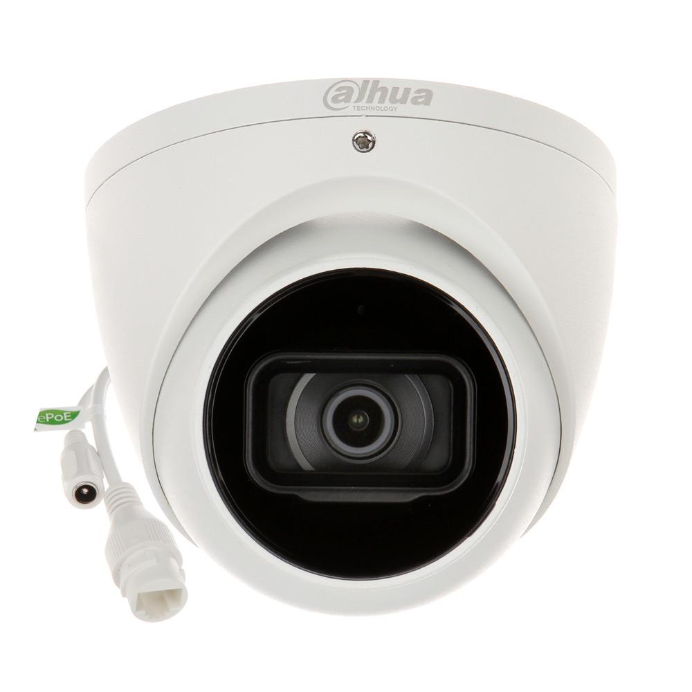 Camera supraveghere IP Dome Dahua WizMind IPC-HDW5541TM-ASE, 5 MP, IR 50 m, 2.8 m, slot card, microfon imagine