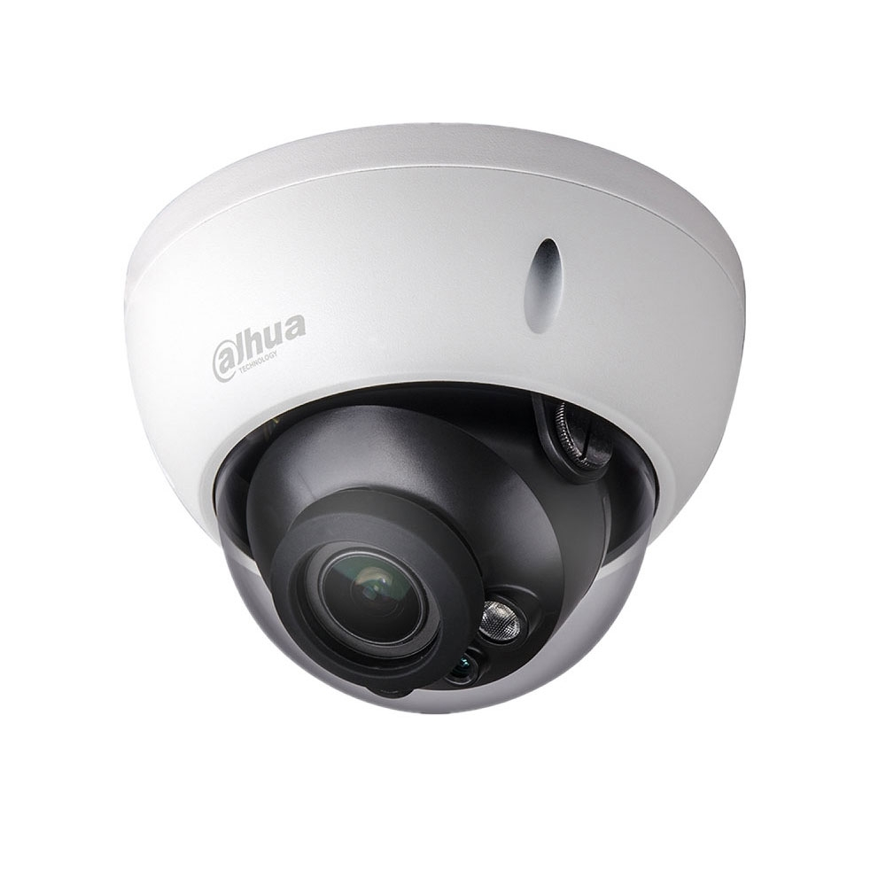 Camera supraveghere Dome IP Dahua IPC-D2A20-Z, 2 MP, IR 30 m, 2.7 - 12 mm