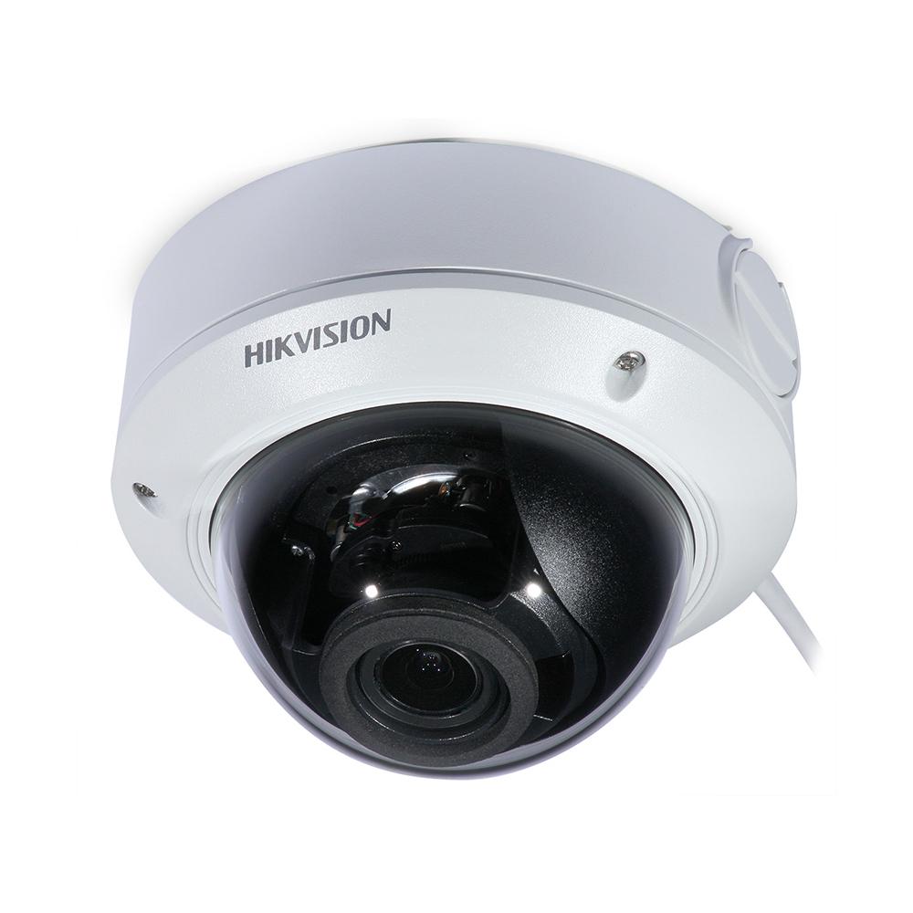 Camera supraveghere IP Dome HIKVISION DS-2CD1723G0-I, 2 MP, IR 30 m, 2.8-12 mm, zoom manual imagine spy-shop.ro 2021